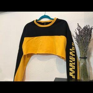 Crop Sweater Radical Revolution